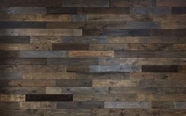 Pallet Wall Wood reclaimed wood wall Trevett's