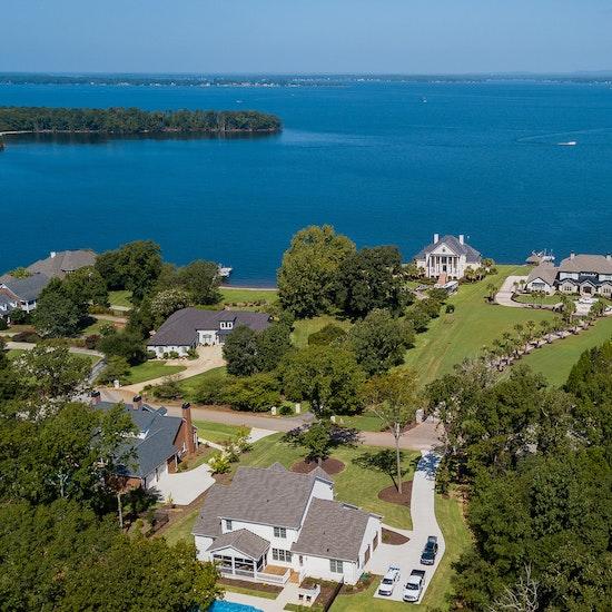 New Homes in Lexington, SC on Lake Murray