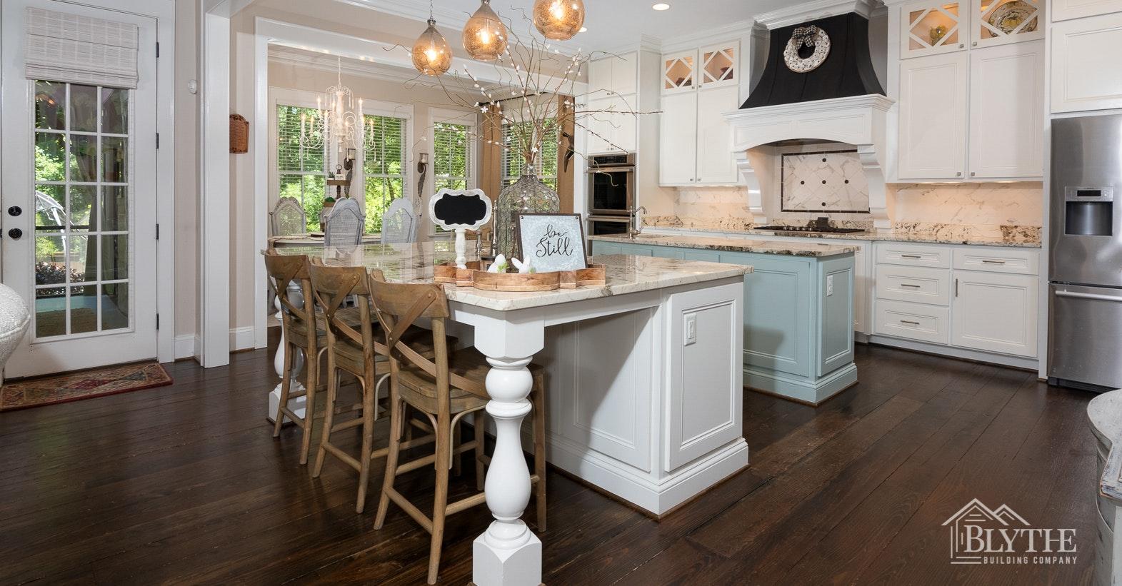 Dreamy Kitchen Island Ideas