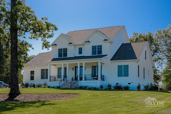 Farmhouse Craftsman home on Lake Murray in Lexington, SC