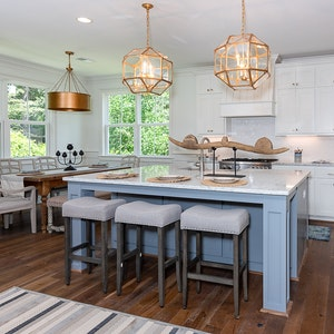 South Carolina Custom Home Kitchen