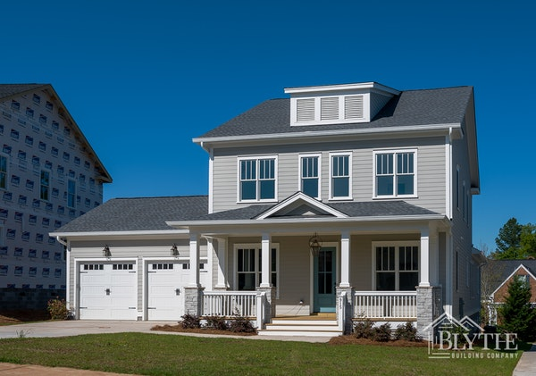 Craftsman Style New Home 1 1